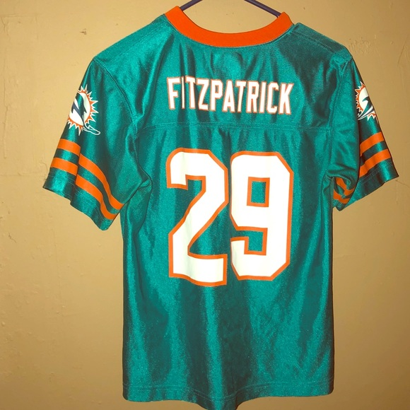 timeless design 39529 4cf80 Kids' Target 🎯 Miami dolphins Fitzpatrick jersey